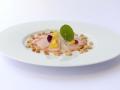 Ceviche de Gobia, Vinaigrette à l'Huile de Crustacés 3